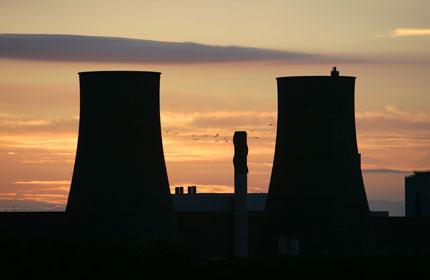 Sellafield_dusk