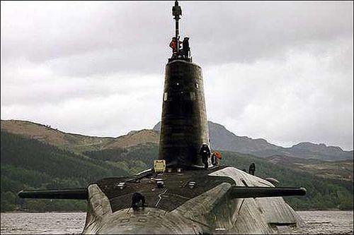 Clyde submarine