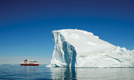 Greenland icerberg