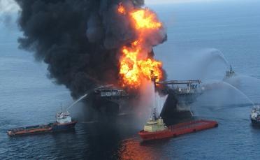Deepwater blowout