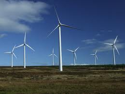 Caithness wind farm