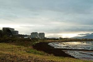 Hunterson nuclear site