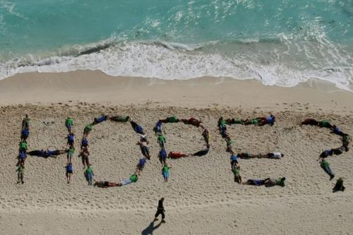 Hope by Greenpeace