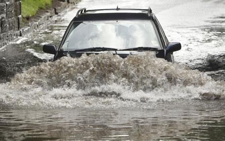 Flooding in Scotland