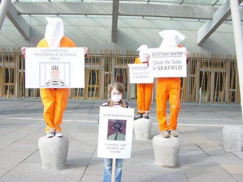 Seafield Protest
