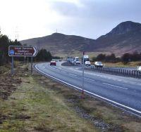 Stretch of A9