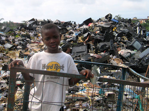 Waste in Africa