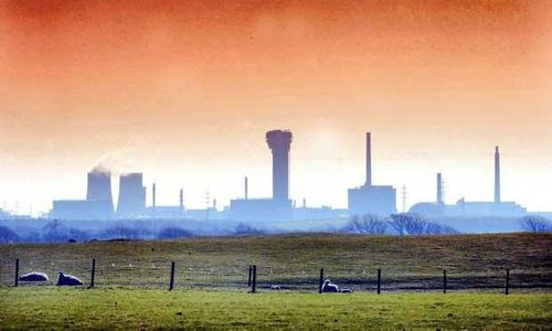 Sellafield in Cumbria