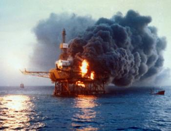 Piper Alpha disaster