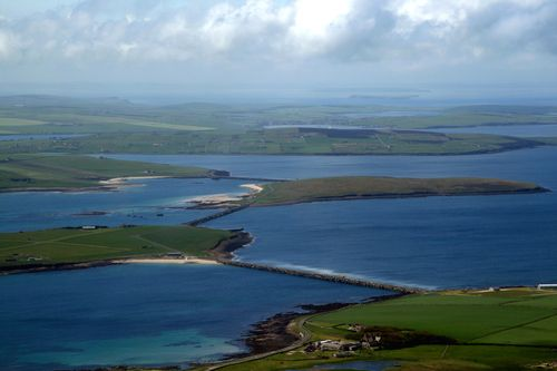 Scapa Flow ©Orcadian Wildlife