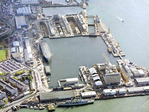 HM Naval Base Devonport