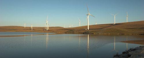 Hadyard Hill wind farm