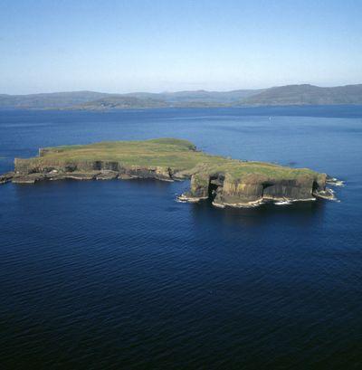 Isle of Staffa ©National Trust for Scotland