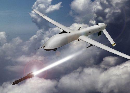 Predator drone