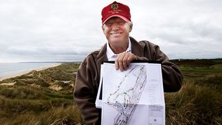Donald Trump on BBC Panorama