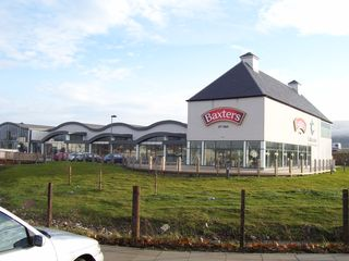 Baxters Visitor Centre