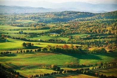 Albemarle County ©Robert Llewellyn