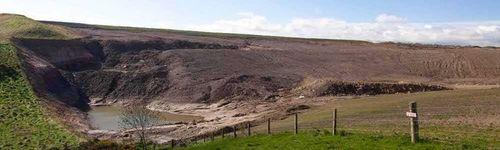 Shewington mine, next to Cauldhall
