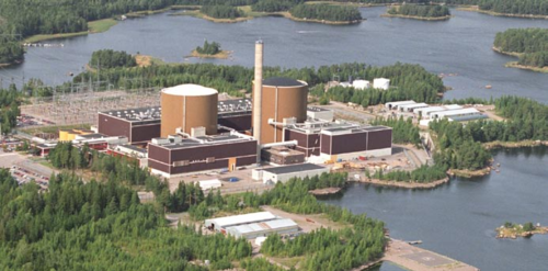 Russian VVER reactors at Loviisa in Finland