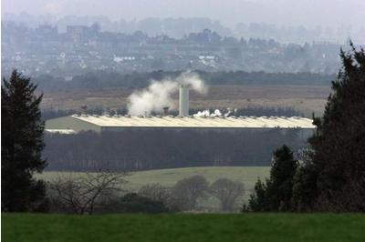 Dargavel waste incinerator