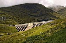 Ben Cruachan pumped storage scheme