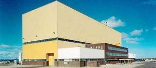 Vulcan reactor building