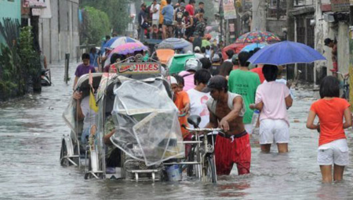 Climate change in the Philippines