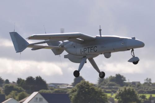 Selex ES drone