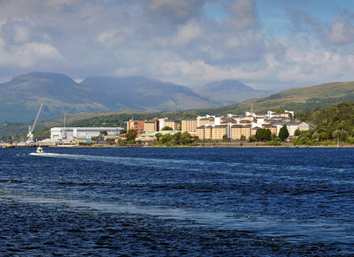 Clyde naval base