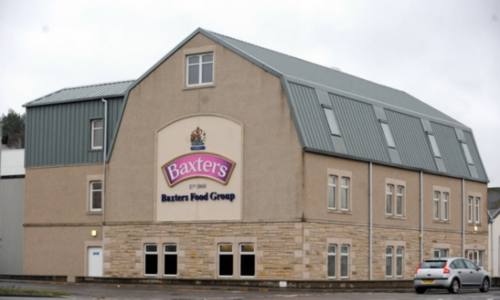 Baxters factory