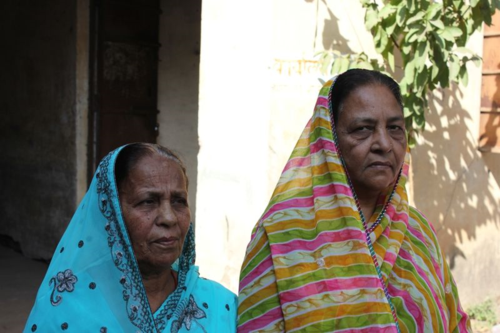 Champa Devi and Rashida Bee (thanks to Des Loughney)