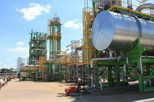 Linc Energy plant in Australia (photo thanks to ABC)