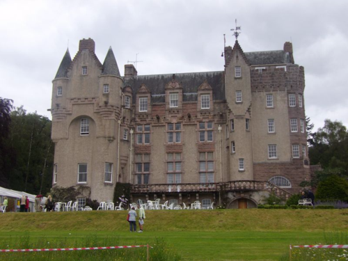 Kincardine Castle (photo by Stanley Howe)