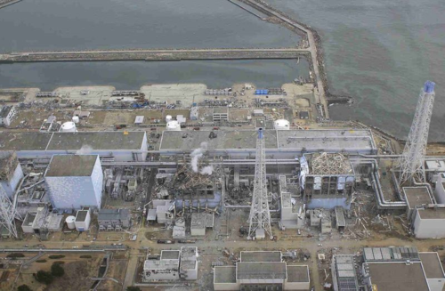 Fukushima Daiichi (thanks to Cryptome and Air Photo Service in Japan)