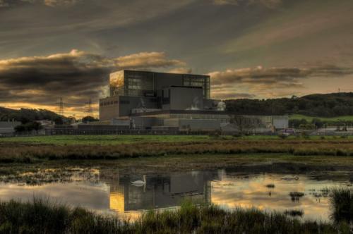 Hunterston B nuclear power station ©EDF Energy
