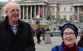 Julie and Richard Watt