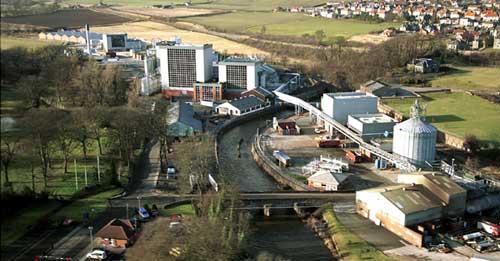 Cameronbridge distillery