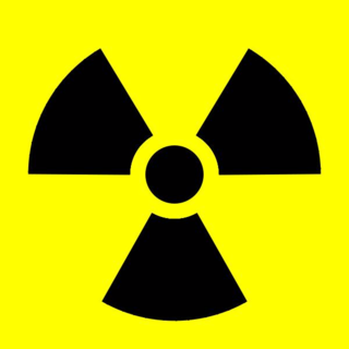 Radiation trefoil